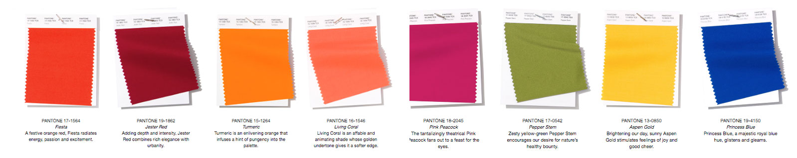Pantone Color Institute 2019