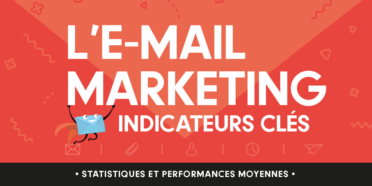 L'Email Marketing – Indicateurs clés